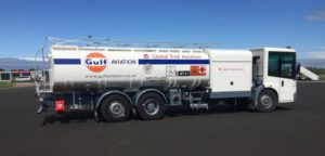 Delivery of 17,000-litre Jet A1 Fuel Truck