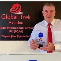 Global Trek Aviation win FBO of the year 2019 – Northern Ireland