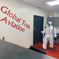 Global Trek Aviation sanitises its 2 UK FBO locations